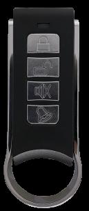 D71 универсальный обучаемый постоянный код [RF UNIVERSAL] оригинальный пульт ДУ для ворот и шлагбаумов - магазин Remote - Фото 1