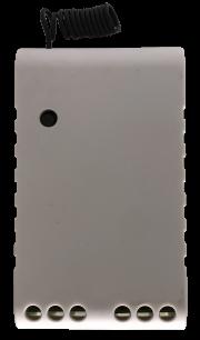 D1401-220V дистанционный выключатель света универсальный 433MHz  под любой пульт ДУ с постоянным  кодом для ворот и шлагбаумов - магазин Remote - Фото 1