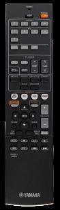 YAMAHA RAV521 ZJ66500 [A/V RECEIVER] оригинальный пульт ДУ для музыкальных центров и аудио техники - магазин Remote - Фото 1