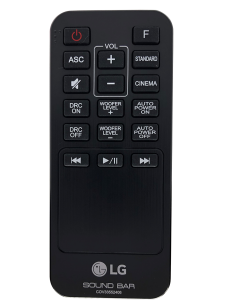 LG COV33552406  SOUNDBAR  [AUX] оригинальный пульт ДУ для музыкальных центров и аудио техники - магазин Remote - Фото 1