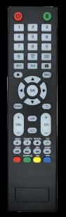 ROMSAT 43USK1810T2 HOME LCD TV  [LED TV] пульт ДУ  для телевизора - магазин Remote - Фото 1