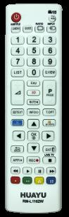 HUAYU LG RM-L1162W 3D LCD TV [UNIVERSAL] оригинальный пульт ДУ универсальные - магазин Remote - Фото 1