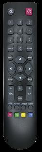 LIBERTON 06-520W37 / TCL 06-520W37 / SATURN  06-520W37 - B002X [LCD TV ] пульт ДУ  для телевизора - магазин Remote - Фото 1