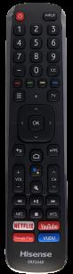 Hisense ERF2A60 [VOICE CONTROL] SMART TV оригинальный пульт Пульты ДУ - магазин Remote - Фото 1