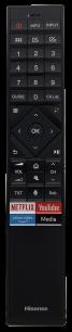 Hisense ERF3C70H [VOICE CONTROL] SMART TV оригинальный пульт  для телевизора - магазин Remote - Фото 1