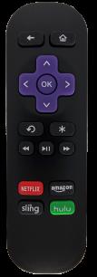 RK-HULU RC280  [ IPTV ] оригинальный пульт ДУ для IPTV, smart TV, Linux и Android тв приставок и медиаплееров - магазин Remote - Фото 1