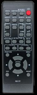Hitachi R017F [PROJECTOR] пульт ДУ для проекторов - магазин Remote - Фото 1