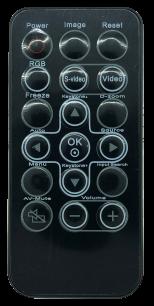 LG BX275 [PROJECTOR] пульт ДУ для проекторов - магазин Remote - Фото 1