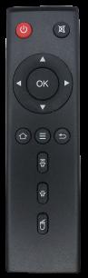 Tanix TX3 [IPTV, ANDROID TV BOX] оригинальный пульт ДУ для IPTV, smart TV, Linux и Android тв приставок и медиаплееров - магазин Remote - Фото 1