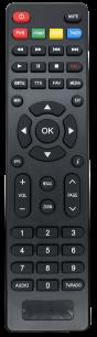 T2BOX 334ID [DVB-T2] пульт ДУ Т2 тюнера - магазин Remote - Фото 1