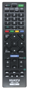 HUAYU SONY RM-L1185 универсальный [UNIVERSAL] оригинальный пульт ДУ универсальные - магазин Remote - Фото 1