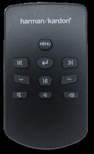 Harman Kardon Go Play Micro акустика [AUX] пульт ДУ для музыкальных центров и аудио техники - магазин Remote - Фото 1