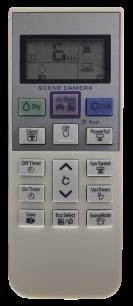 HITACHI RAR-6K1 [Conditioner] оригинальный пульт ДУ для кондиционеров - магазин Remote - Фото 1