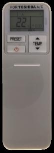 Carrier X-POWER пульт для кондиционера [Conditioner] пульт ДУ для кондиционеров - магазин Remote - Фото 1