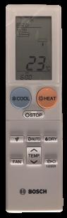 BOSCH CRMC-A962JBEZ [Conditioner] оригинальный пульт ДУ для кондиционеров - магазин Remote - Фото 1