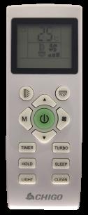 CHIGO ZH/ZH-03 пульт ДУ для кондиционера для кондиционеров - магазин Remote - Фото 1