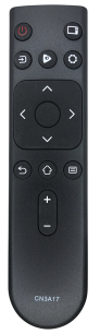 HISENSE CN3A17 [TV] пульт ДУ  для телевизора - магазин Remote - Фото 1