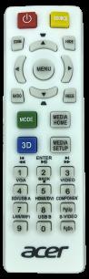 ACER E-26281 [PROJECTOR] оригинальный пульт ДУ для проекторов - магазин Remote - Фото 1