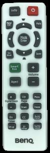 BENQ RC02 [PROJECTOR] оригинальный пульт ДУ для проекторов - магазин Remote - Фото 1
