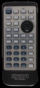 KENWOOD RC-DV400 [AUTO] оригинальный пульт ДУ для автомагнитол автомобильных TV/DVD систем - магазин Remote - Фото 1