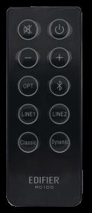 EDIFIER RC100 (акустика) [AUX] пульт ДУ для музыкальных центров и аудио техники - магазин Remote - Фото 1