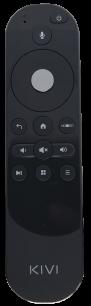 KIVI RC30 SMART TV  [VOICE CONTROL] bluetooth оригинальный пульт ДУ  для телевизора - магазин Remote - Фото 1