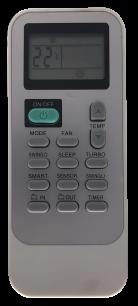 HISENSE DG11J1-02 пульт для кондиционера [Conditioner] пульт ДУ для кондиционеров - магазин Remote - Фото 1