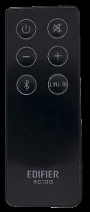 EDIFIER RC10G (акустика) [AUX] пульт ДУ для музыкальных центров и аудио техники - магазин Remote - Фото 1