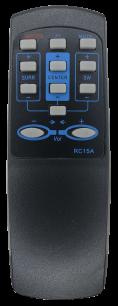 EDIFIER RC15A (акустика) [AUX] пульт ДУ для музыкальных центров и аудио техники - магазин Remote - Фото 1