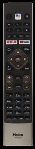 HAIER HTR-U27E [VOICE CONTROL] SMART TV оригинальный пульт ДУ  для телевизора - магазин Remote - Фото 1