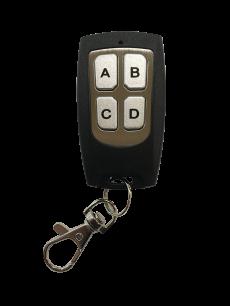 AG061-KB ELMES обучаемый плавающий код (433 MHz)  пульт ДУ для ворот и шлагбаумов - магазин Remote - Фото 1
