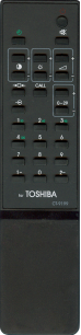 TOSHIBA CT-9199 [TV] пульт ДУ  для телевизора - магазин Remote - Фото 1