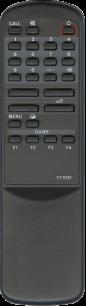 TOSHIBA CT-9782 [TV] пульт ДУ  для телевизора - магазин Remote - Фото 1