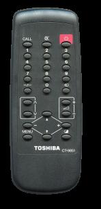 TOSHIBA CT-9851 [TV] оригинальный пульт ДУ  для телевизора - магазин Remote - Фото 1