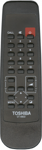 TOSHIBA CT-9922 [TV пульт ДУ  для телевизора - магазин Remote - Фото 1
