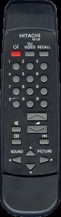 HITACHI V2-U2 [TV] пульт ДУ  для телевизора - магазин Remote - Фото 1