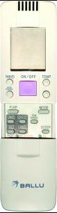 BALLU RCH-28ND [Conditioner] оригинальный пульт ДУ для кондиционеров - магазин Remote - Фото 1
