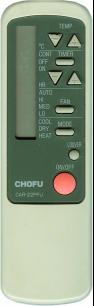 CHOFU CAR-22PFU [Conditioner] оригинальный пульт ДУ для кондиционеров - магазин Remote - Фото 1