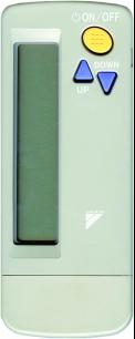 DAIKIN ARC417A1 [Conditioner] оригинальный пульт ДУ для кондиционеров - магазин Remote - Фото 1