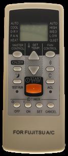 FUJITSU AR-JE5 [Conditioner] оригинальный пульт ДУ для кондиционеров - магазин Remote - Фото 1